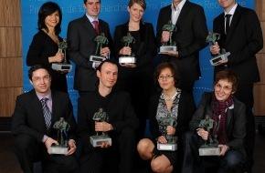Stiftung Pfizer Forschungspreis: Auszeichnung für Schweizer Spitzenforschung / Zum 22. Mal zeichnet die Stiftung Pfizer Forschungspreis junge Wissenschaftler aus