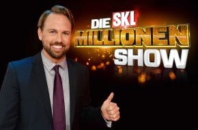 """SAT.1: Mal eben Millionär! SAT.1 bringt die """"SKL-Millionen-Show"""" zurück ins Fernsehen"""