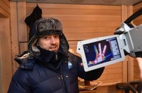 """ProSieben Television GmbH: Wenn die Erde gefriert: """"Galileo Spezial"""" simuliert  eine Welt ohne Sonne"""