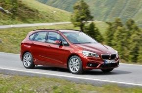 BMW Group: BMW Group erzielt im November neuen Absatzrekord