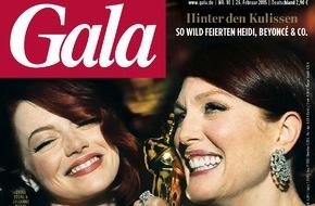 """Gruner+Jahr, Gala: Oscar-Preisträgerin Julianne Moore: """"Der größte Gewinn ist meine Familie"""" (FOTO)"""