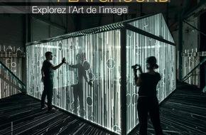 Olympus Europa SE & Co. KG: PERSPECTIVE PLAYGROUND von Olympus öffnet in Paris / Außergewöhnliche visuelle Objekte im Palais de Tokyo