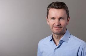 """Tele München Fernseh GmbH & Co. Produktionsgesellschaft: Neuer Head of Corporate Development und M&A bei TMG / Bernd Wendeln hat zum 01. Januar 2016 die Leitung des Bereichs """"Corporate Development & M&A"""" bei TMG übernommen"""