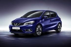 Nissan Switzerland: Spacieux, élégant et innovant: le nouveau Nissan Pulsar
