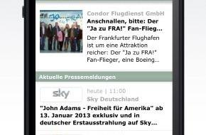 news aktuell GmbH: Neue Presseportal-App für iPhone 5 optimiert / Version 2.3 jetzt im App Store verfügbar
