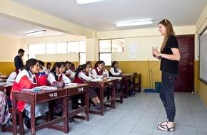 INITIATIVE auslandszeit: Freiwilligenarbeit im Ausland / Welche Möglichkeiten haben Abiturienten?