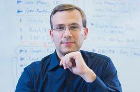 HPI Hasso-Plattner-Institut: Neuer Professor untersucht am HPI komplexe Muster in großen Datenmengen