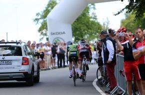 Skoda Auto Deutschland GmbH: SKODA erneut bei der Deutschen Straßen-Radmeisterschaft am Start