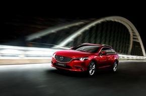 Mazda (Suisse) SA: Mazda6 et CX-5: une cuvée 2015 exceptionnelle