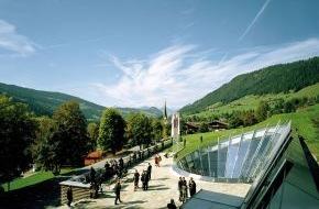 ALPBACHTAL SEENLAND Tourismus: Ideen-Alm lässt VIPs locker plaudern
