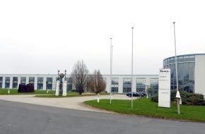WAGO Gruppe: WAGO investiert 20 Millionen Euro in neue Stanzerei in Päpinghausen