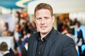 news aktuell GmbH: Birger Johannsen ist neuer Teamleiter Sales bei der PR-Software zimpel
