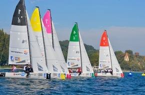 Swiss Sailing League: Der Regattaclub Bodensee gewinnt das Saisonfinale der Schweizer Segel Nationaliga.