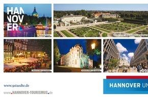 Hannover Marketing und Tourismus GmbH: Hannover für Schweizer günstig wie nie
