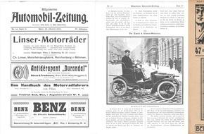 Skoda Auto Deutschland GmbH: Happy Birthday: SKODA feiert 110 Jahre Automobilbau in Mladá Boleslav