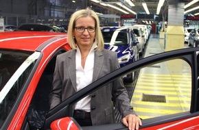 Ford-Werke GmbH: Kerstin Lauer wird neue Werkleiterin von Ford in Saarlouis