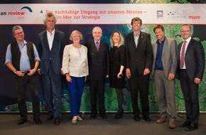 "maribus gGmbH: Launch des neuen ""World Ocean Review 4"""
