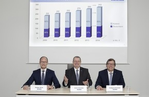 Blanco GmbH + Co. KG: BLANCO präsentiert erneut Rekordzahlen / Wieder neue Bestmarke des Spülen- und Armaturenspezialisten