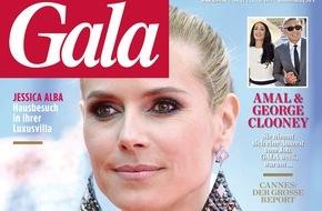 Gruner+Jahr, Gala: Moderatorin Nazan Eckes als sexy Mama im exklusiven GALA-Fotoshooting