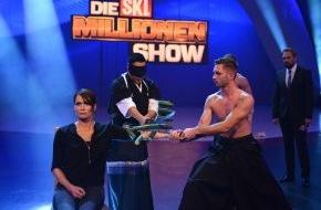 """SAT.1: Mal eben Millionär! Am Samstag bringt SAT.1 die """"SKL-Millionen-Show"""" zurück ins Fernsehen"""