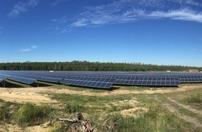 Trianel GmbH: Stadtwerke-Kooperation übernimmt Solarpark Pritzen  / Trianel Erneuerbare Energien (TEE) investiert in Photovoltaik