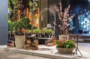 Giardina / MCH Group: Ist Ihr Balkon bereit für den Frühling?