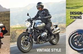 SFZ Schweizerische Fachstelle für Zweiradfragen: Töff-Trends: Customizing, Vintage-Style, Designtuning