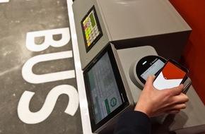 """Vodafone GmbH: """"Fahrscheine bitte!"""": Volldigitales Bus-Ticket im Smartphone"""