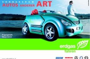 gasmobil ag: Gasmobil: Autos anderer Art - Mobilität mit Zukunft