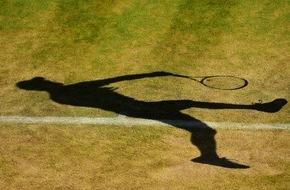 Sky Deutschland: GANT und Tennis-Point betreten heiligen Rasen von Wimbledon auf Sky