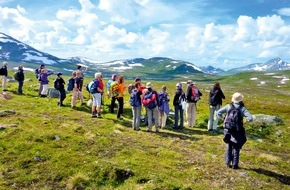Wikinger Reisen GmbH: Hauptsache Bewegung ... Neue Wander- und Trekkingrouten in Europa
