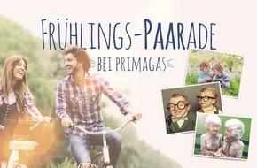 PRIMAGAS Energie GmbH & Co. KG: Frühlings-Paarade für Hausbesitzer - Primagas sucht die schönsten Traumpaare