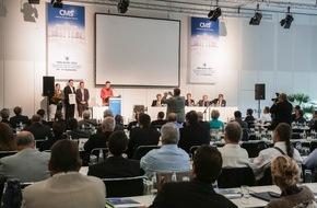 Messe Berlin GmbH: CMS 2015: Umfassender Informationsaustausch im CMS-Rahmenprogramm