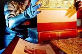 Axel Springer SE: Die Goldbibel - Schon vor Verkaufsstart ein begehrtes Sammlerstück / Bibelausgabe von BILD und Weltbild beim Verlag bereits vergriffen