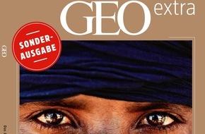 """Gruner+Jahr, GEO: GEO startet mit opulentem Sonderheft ins Jubiläumsjahr: """"40 Jahre GEO - Die besten Bilder"""" / Dazu einmalig: Hochwertige Editionsdrucke renommierter Reportagefotografen"""