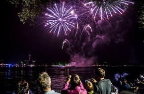 Hannover Marketing und Tourismus GmbH: 2,25 Millionen Gäste besuchten das 30. Maschseefest in Hannover