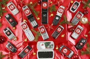 Vodafone GmbH: Vodafone startet durch: Mit zehn neuen Mobiltelefonen weiterhin UMTS-Spitze