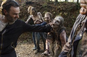 "Fox International Channels: Fox-Serie ""The Walking Dead"" mit Reichweitenrekord"