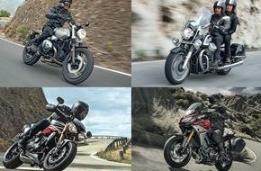 SFZ Schweizerische Fachstelle für Zweiradfragen: Kauftipp: Motorrad ist nicht gleich Motorrad