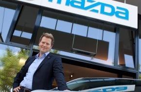 Mazda (Suisse) SA: Matthias Walker: nouveau directeur marketing Mazda (Suisse) SA à Genève