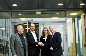 BRITA GmbH: BRITA GmbH feiert offizielle Eröffnung des neuen Firmensitzes in Taunusstein mit Mitarbeitern, Politik und Industriepartnern (mit Bild)