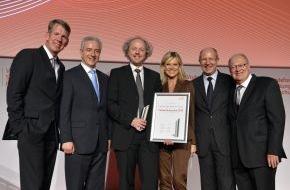 Vodafone GmbH: Vodafone Innovationspreis: Forschung für Mobilfunk der Zukunft