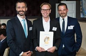 VTB Direktbank: VTB Direktbank gewinnt Kunden-Innovationspreis 2015