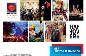 Hannover Marketing und Tourismus GmbH: Hannover ganz im Zeichen der UNESCO