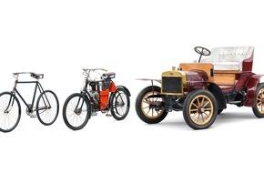 Skoda Auto Deutschland GmbH: SKODA: 120 Jahre Leidenschaft für Mobilität