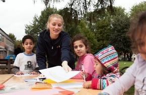 Johanniter Unfall Hilfe e.V.: Jahresbericht der Johanniter-Unfall-Hilfe erschienen / Hilfe für Geflüchtete größter Einsatz in der Geschichte der Hilfsorganisation