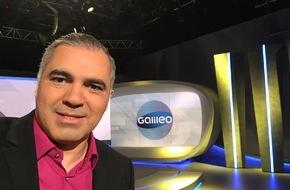 """ProSieben Television GmbH: Tierisch, explosiv, in Lebensgefahr: """"Galileo extra"""" zeigt die spektakulärsten Selfies des Jahres"""