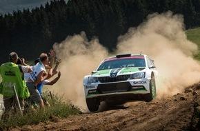 Skoda Auto Deutschland GmbH: WRC 2: Suninen beschert SKODA den fünften Sieg in Serie