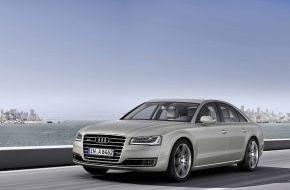 Audi AG: Audi setzt Wachstumskurs im November fort