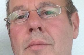 Polizei Bochum: POL-BO: Bochum / Bad Schwartau / Das Krankenhaus verlassen! - Wo ist Norbert Hanneken?